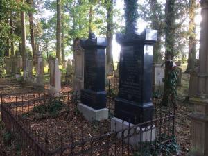 Jüdischer Friedhof Mühlhausen